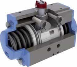 Comrpar atuador de válvula pneumática