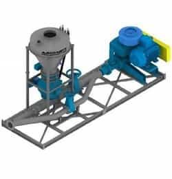 Sistemas pneumáticos industrial